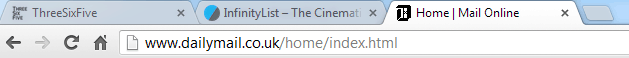 Image showing Browser Title Tags
