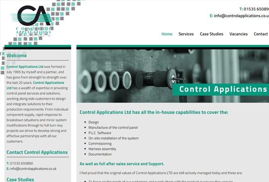 Control Applications