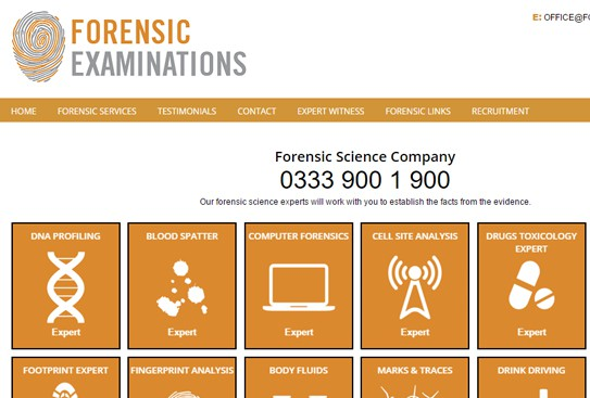 Forensic Examinations
