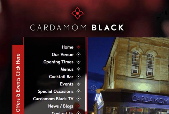 Cardamom Black – Harrogate