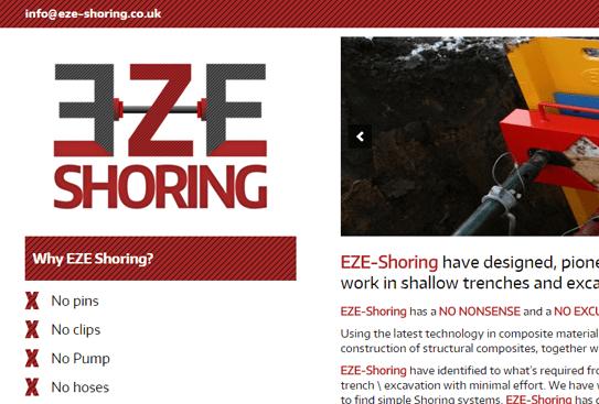 EZE Shoring – Silsden