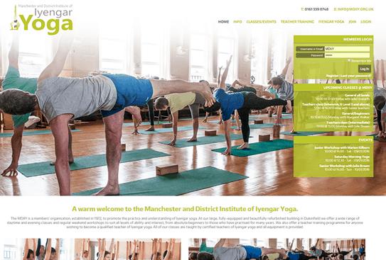 Manchester & District Iyengar Yoga Institute