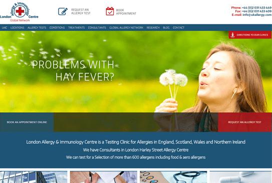 London Allergy & Immunology Centre