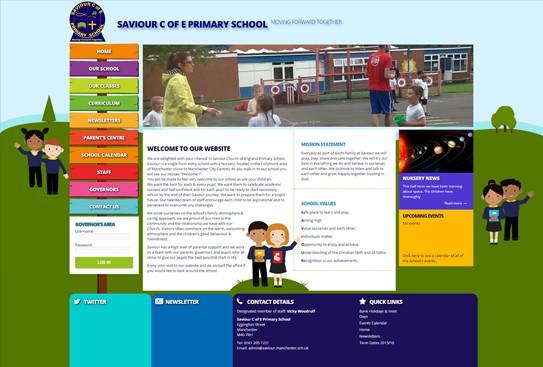Saviour CofE Primary School