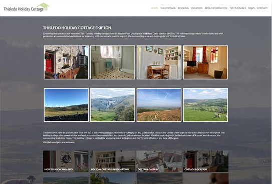 Thisledo Holiday Cottage Skipton