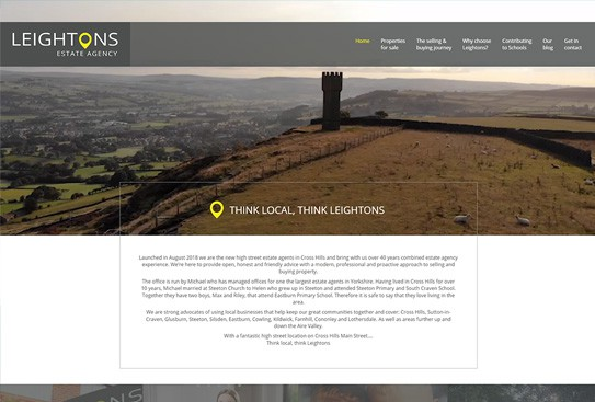 Leighton's Estate Agency Thumbnail Preview