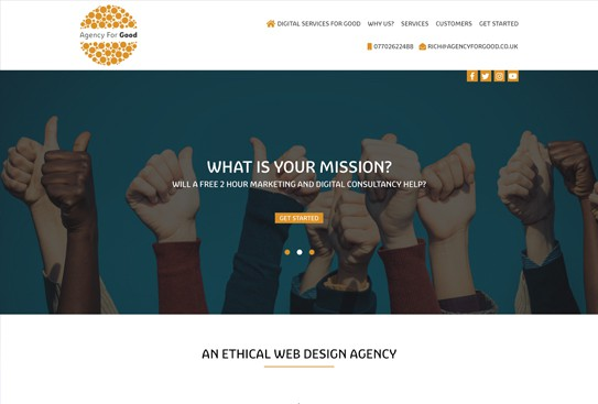 Agency For Good