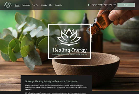 Healing Energy Massage Keighley